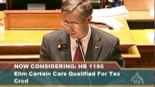 The Taxpayers' Bill of Rights(Here is a collection comments Senator Lundberg made concerning the