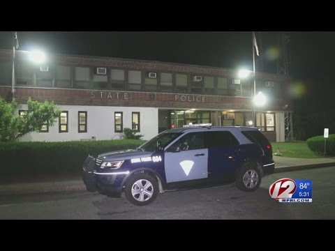 RI Man Accused of Trespassing on Air Force Base