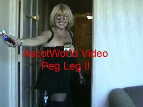 Tatiana Borg Unit Peg leg