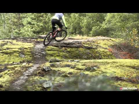 Riding Whistler's Finest Trails With Claire Buchar  | In The Dirt, Ep. 6