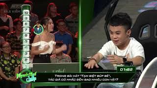 Xuân Tiến nhỏ mà có võ | HTV NHANH NHƯ CHỚP | NNC #13 | 30/6/2018