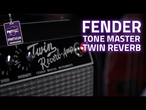 Fender Tone Master Twin Reverb Combo Amplifier - Clean Sounds Explored