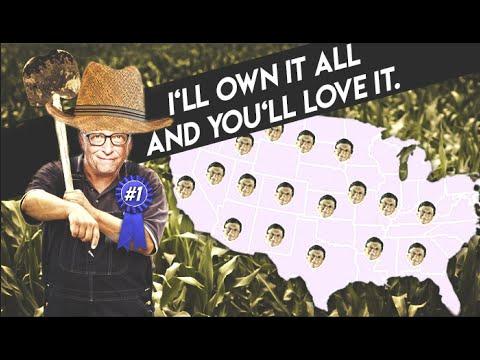 Why is BILL GATES Buying ALL the Farmland?