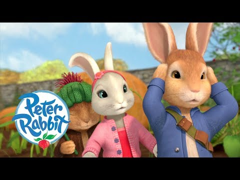 Peter Rabbit - Autumn Ready Rabbits | Cartoons for Kids