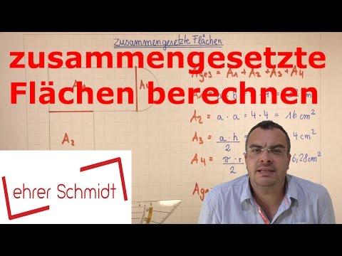 Übersicht Strecke (Länge), Fläche, Volumen (Rauminhalt) | Mathe by Daniel Jung from YouTube · Duration:  3 minutes 7 seconds