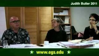 Judith Butler, Avital Ronell and Laurence Rickels. Kafka
