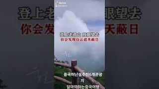 중국허난성6개  추천관광지