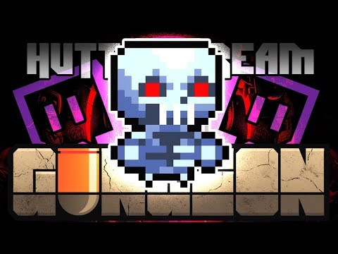 Robot Run - Hutts Streams Enter the Gungeon