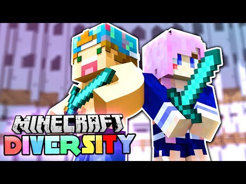THE ARENA OF DEATH! | Diversity w/LDShadowLady #2