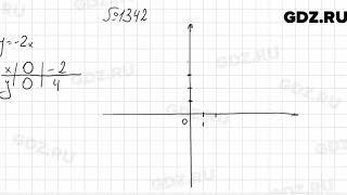 № 1342 - Математика 6 класс Мерзляк