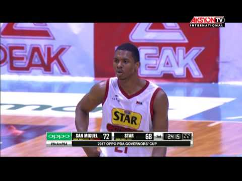 PBA Governors' Cup 2017 Highlights: Star vs San Miguel Aug. 4, 2017