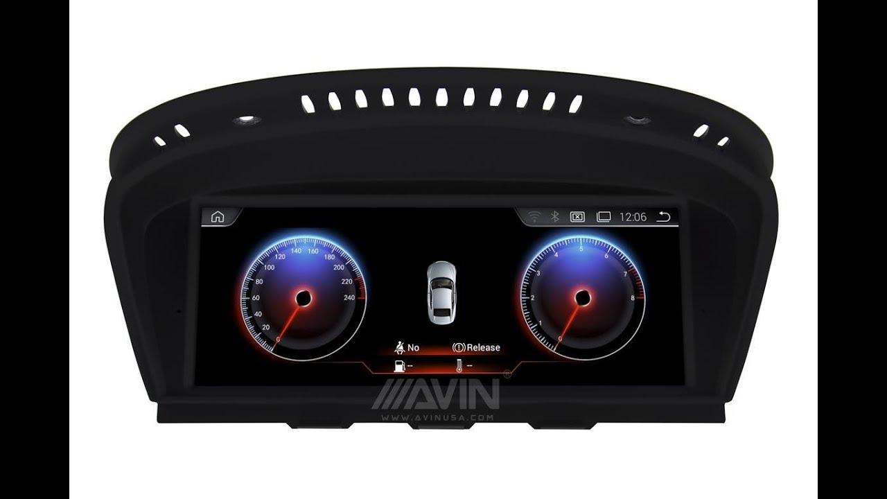 Android car navigation for BMW E90 - cinemapichollu