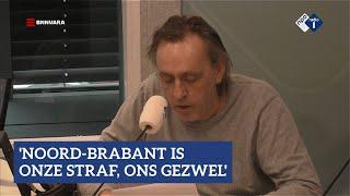 Marcel van Roosmalen over Noord-Brabant | NPO Radio 1