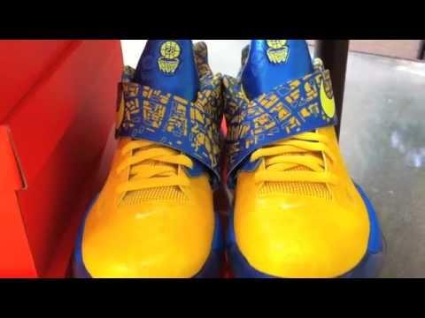 09bf7818cf44 Nike Zoom KD IV