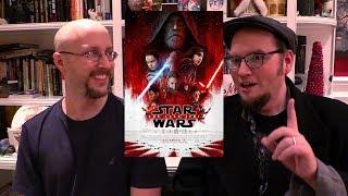 Star Wars: The Last Jedi - Sibling Rivalry