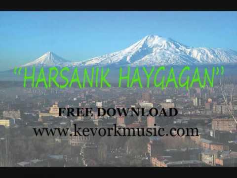 Wedding Song - HARSANIQ HAYKAKAN - KEVORK ARTINIAN