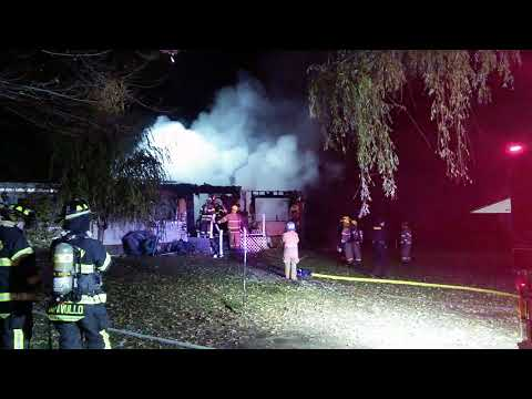 Anderson Road Fire