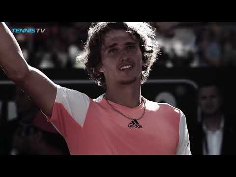 Nadal, Thiem, Dimitrov Reflect On Zverev's 2017 Success