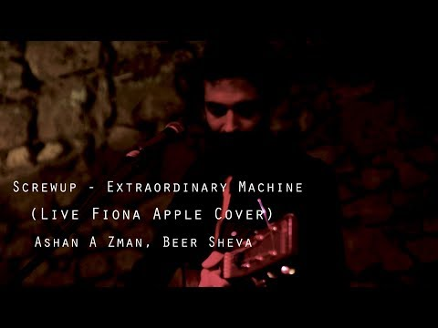 Screwup - Extraordinary Machine (Live Fiona Apple Cover)