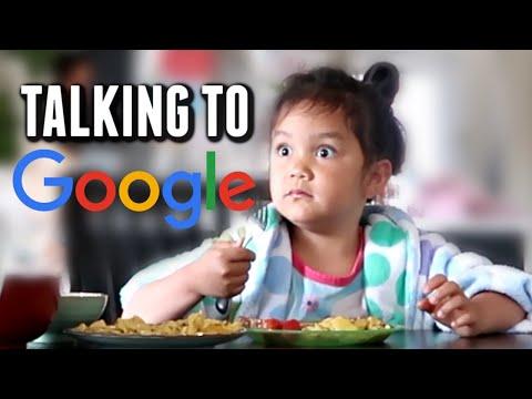 Miya Talks to Google Home - itsjudyslife thumbnail
