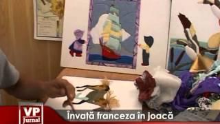 INVATA FRANCEZA IN JOACA