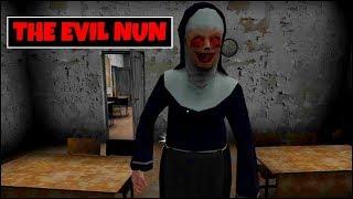 Evil Nun HORROR GAMEPLAY ! Escape from EVIL NUN ! FAIL GAME LIVE THE EVIL NUN !