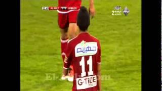 يوسف علاء يسجل هدف للاهلى امام الزمالك تحت 17 عام فى دورة زايد الدولية