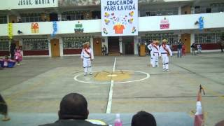 Cañeros de San Jacinto 1º de Secundaria Fermín Tanguis 2013