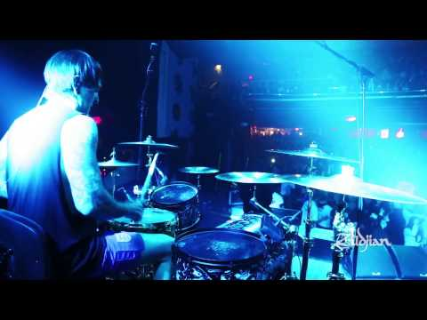 Zildjian On The Record - Mat Nicholls of Bring Me the Horizon on Sempiternal - Playthrough
