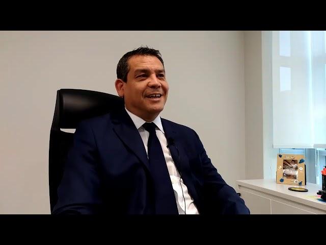 JOSÉ ANTONIO GONZALEZ, GERENTE GENERAL DE FRESENIUS MEDICAL CARE