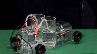 hydrogen fuel cell car experimental demonstration thumbnail