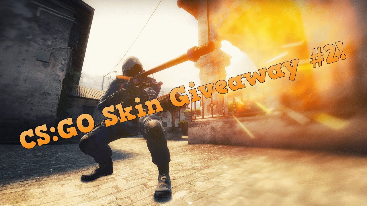 Cs Go Game Giveaway