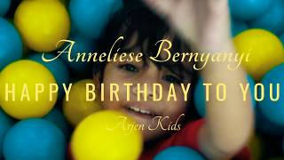 Happy Birthday To You - Kids Sing Along
