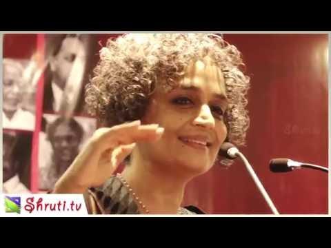 Arundhati Roy Latest speech