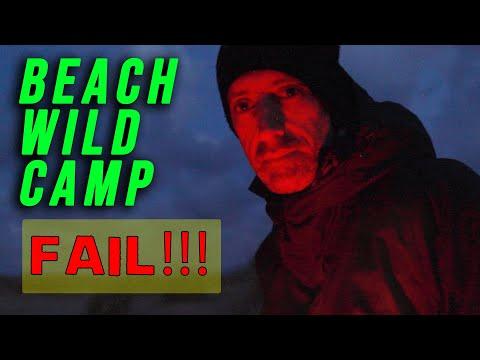 Wild camp fail