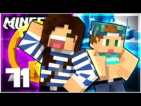 SWAPPING BODIES!?   HUNGER GAMES MINECRAFT w/ STACYPLAYS!   SEASON 2 EP 71