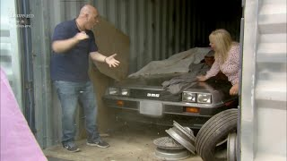Storage Hunters UK - Delorean Won