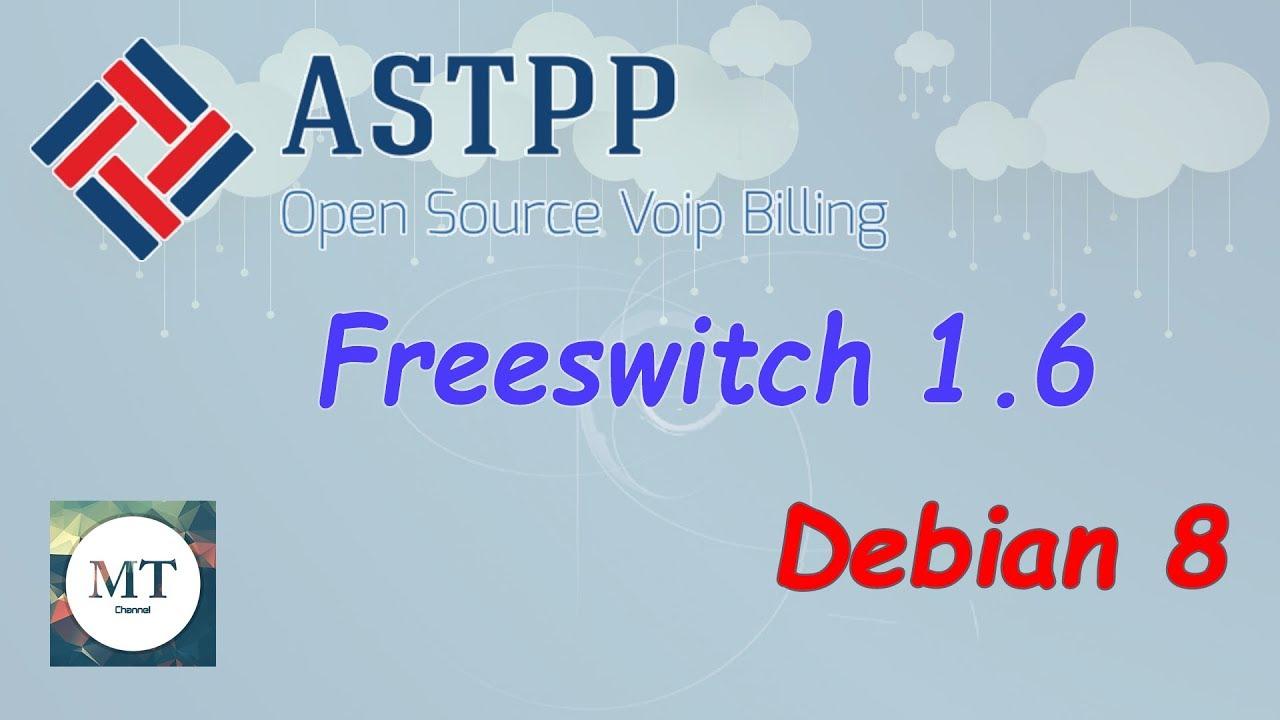 Install ASTPP v3 6 Debian 8 | Linux tutorial