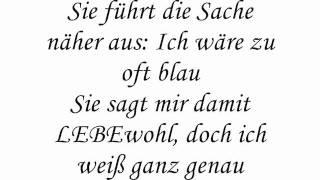 J.B.O. - Ein guter Tag zum sterben(Rock Version) /with Lyrics