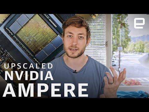 NVIDIA's massive A100 GPU isn't for you | Upscaled Mini