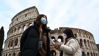Italy records biggest one day jump in coronavirus cases