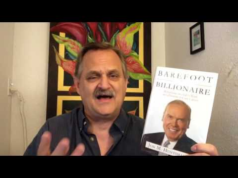 Jon Huntsman Sr - Barefoot To Billionaire - Why I Couldn't Put It Down!