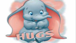 Dumbo Pictures With Music! Cute! (: