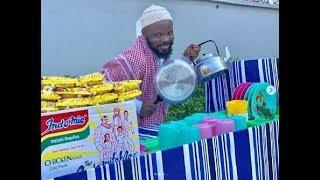 Alhaji Musa now owns a company (Nedu Wazobia Fm)