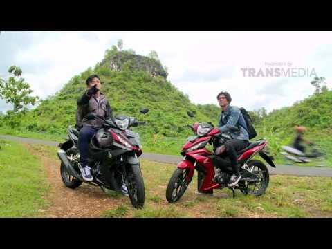 Dion & Marshall Jalani Tantangan Trip Dengan Motor Honda Supra Gtr 150