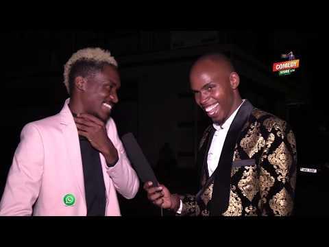 Alex Muhangi Comedy Store Feb 2019 - A pass (Bakuba)