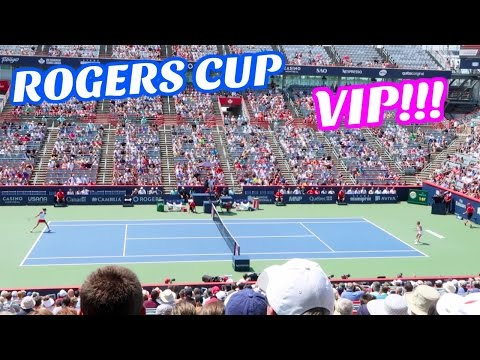 Rogers Cup VIP!!!!