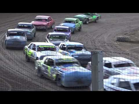 Hobby Stock Feature North Central Speedway 9-1-2019