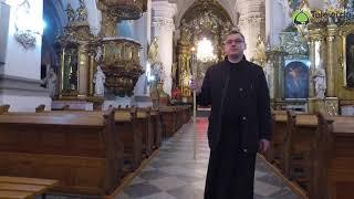 Zapraszenie na mszę świętą w Wielki Czwartek