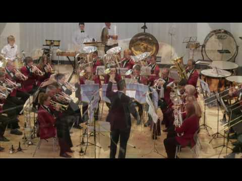 Elland Silver Band - Bolsover Festival of Brass 2016